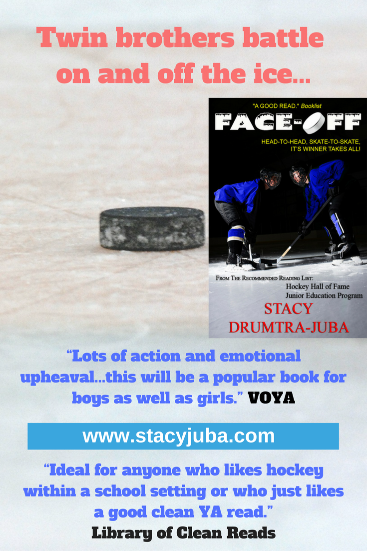 Face Off Teen And Tween Ice Hockey Novels Young Adult Hockey