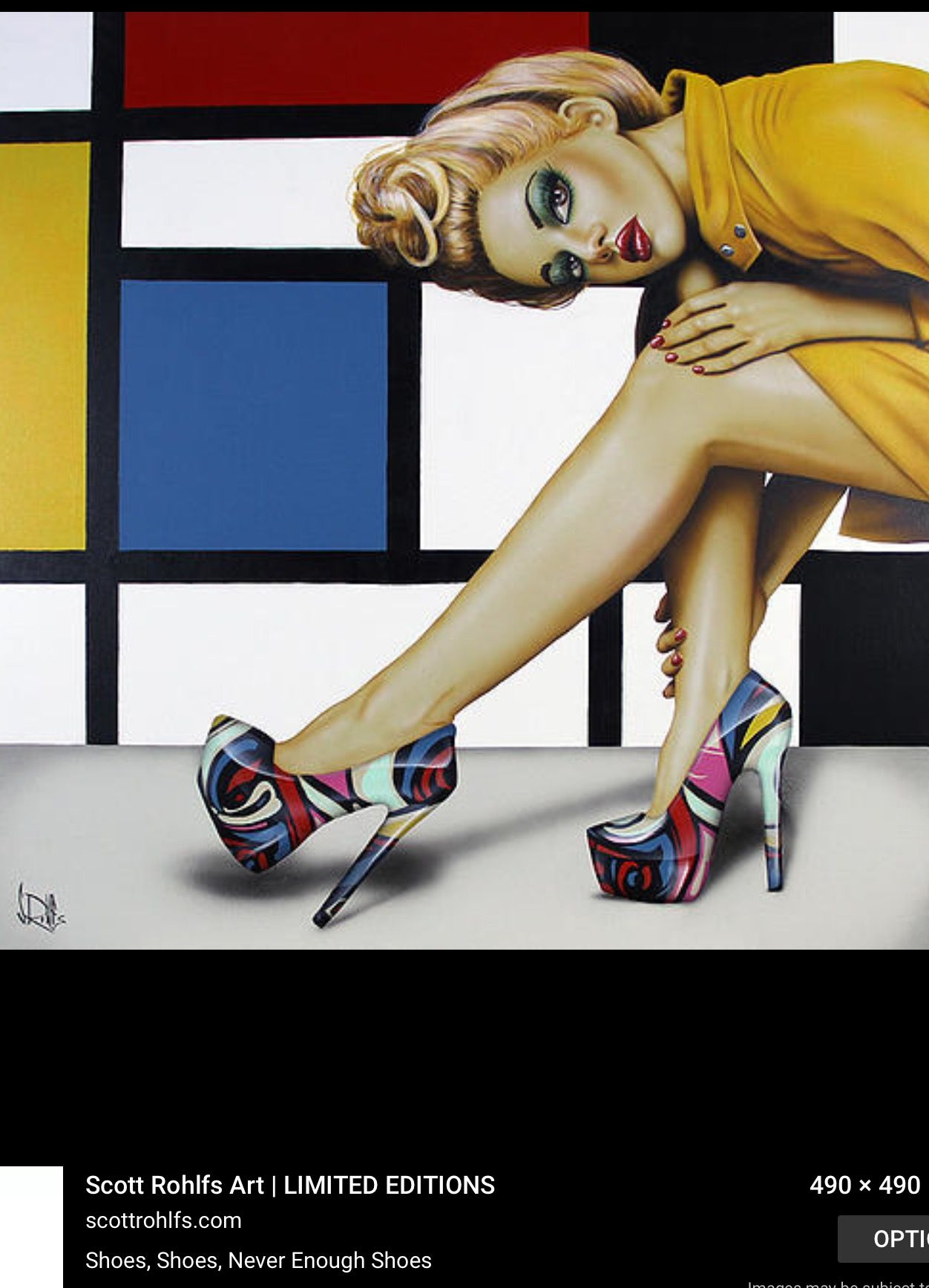 Pin By Darlene Twymon On Shoes Art Juxtapoz Fine Art Collection