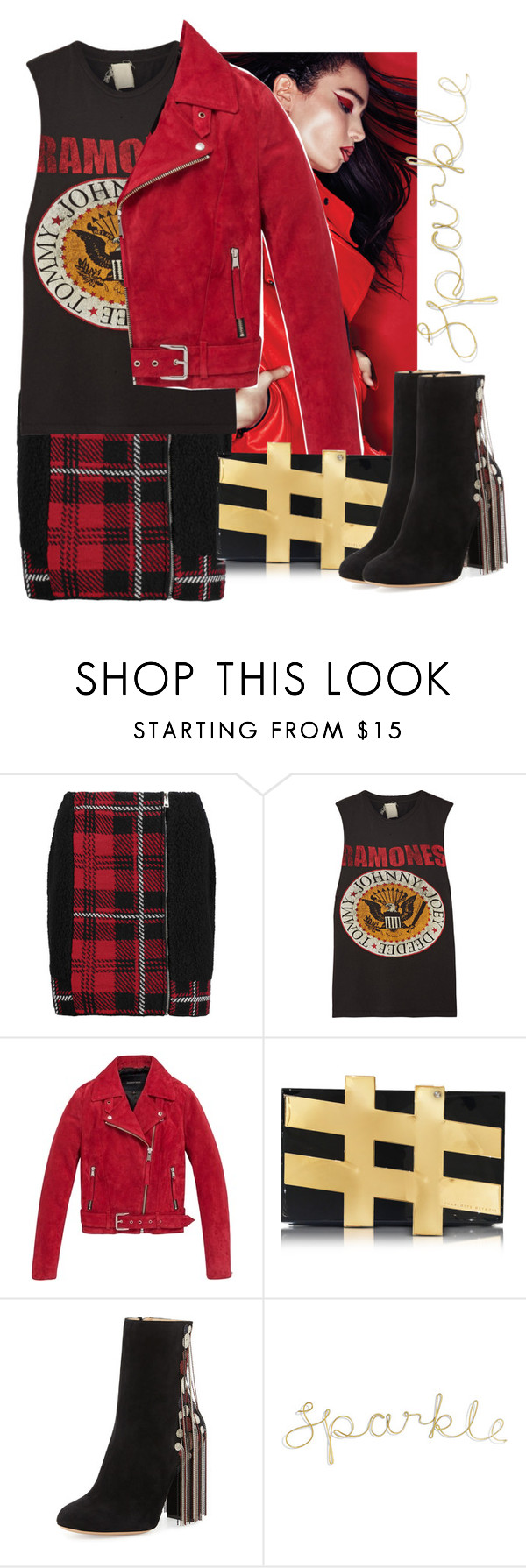 """""""Rockkk"""" by bibi-b ❤ liked on Polyvore featuring M Missoni, MadeWorn, Andrew Marc, Charlotte Olympia and Chloé"""