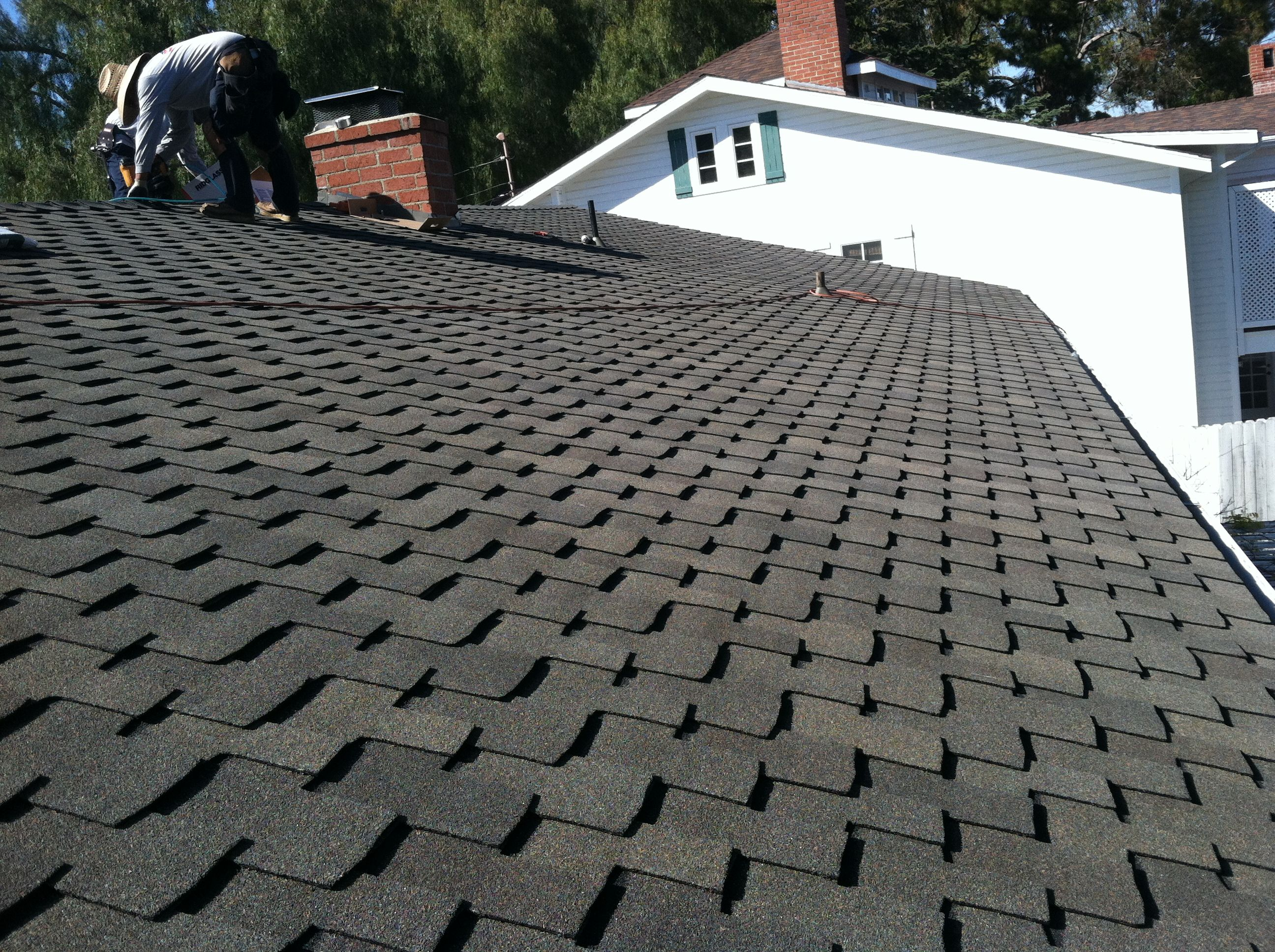 Www Chandlersroofing Com Gaf Grand Sequoia Roofing System