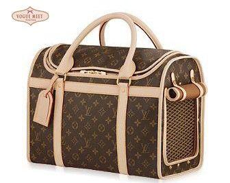 3e232b72561 Louis Vuitton Dog Carrier 50 M42021