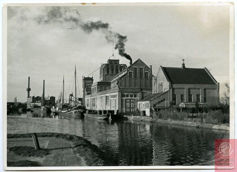 Oliefabriek Reinders Zwolle, collectie HCO | Mijn Stad Mijn Dorp