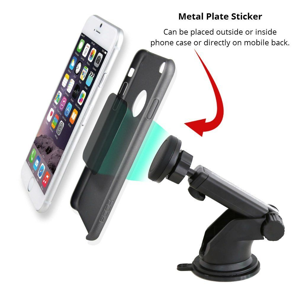 free shipping 56755 768ad Amazon.com: Magnetic Car Mount Universal Phone Telescope Size 5