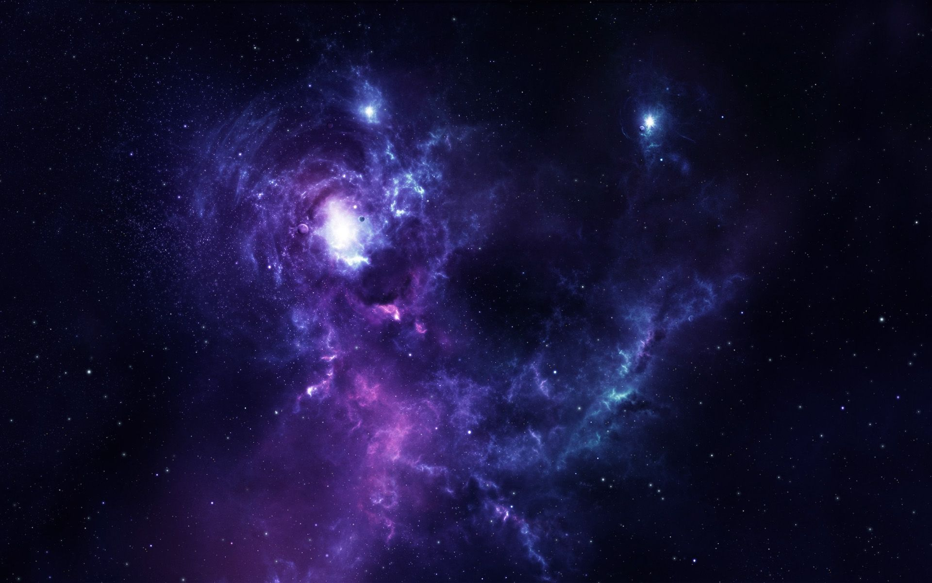 nebula space wallpapers widescreen - photo #20