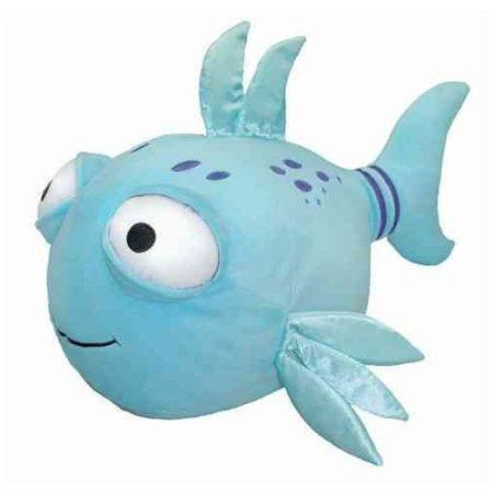 Pout-pout Fish Giant Doll, 22 Inch