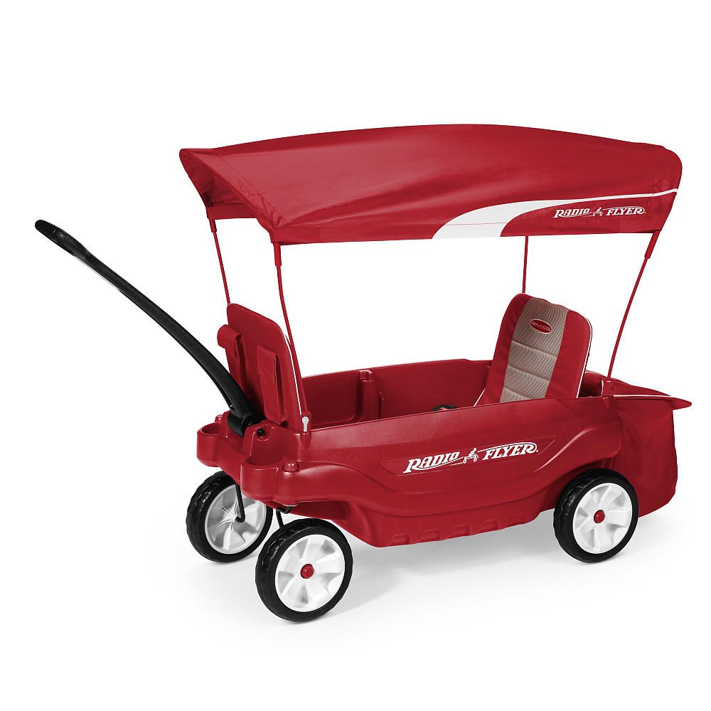 Radio Flyer Ultimate Comfort Wagon Radio Flyer Toys R Us Radio Flyer Wagons Kids Wagon Best Outdoor Toys