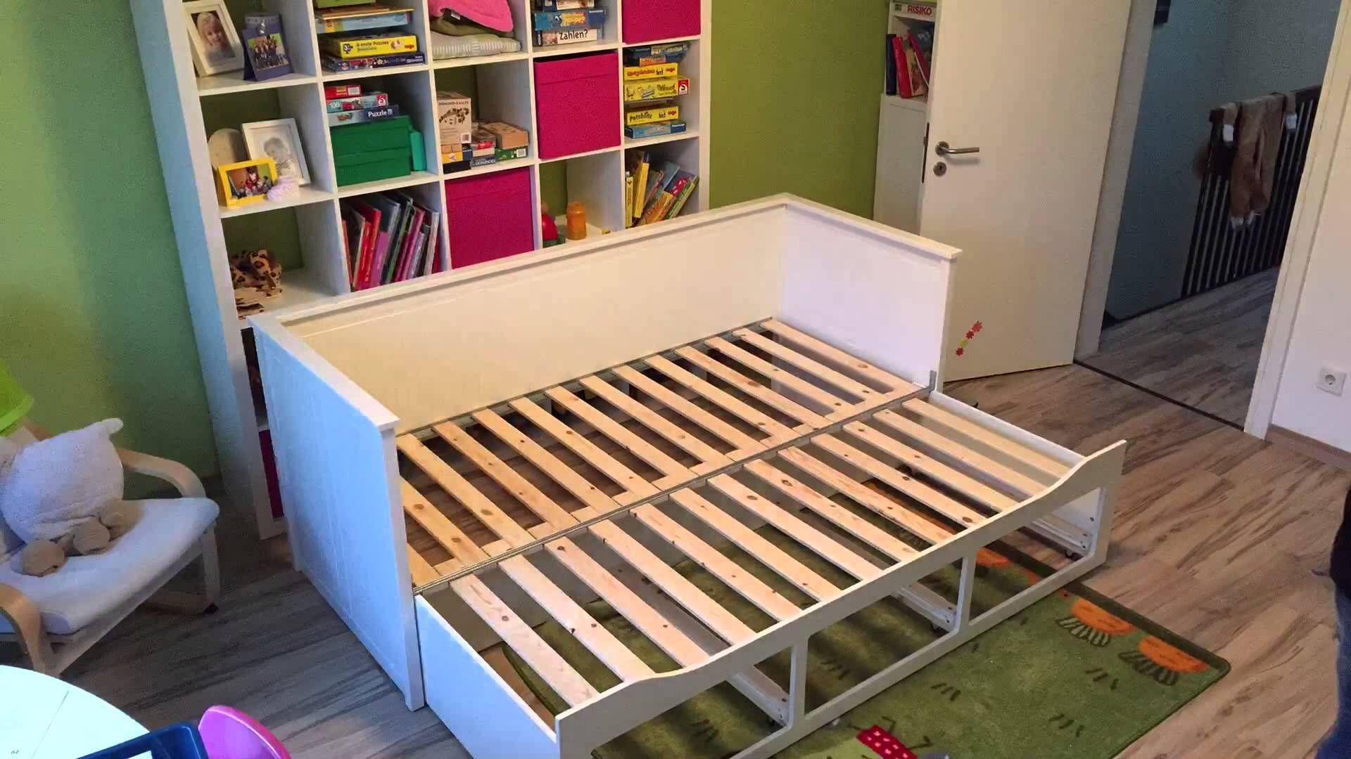 Maya S Neues Ikea Hemnes Bett Ikea Ikea Hemnes Pallet Furniture