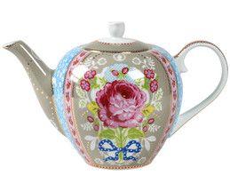 Teekanne Floral