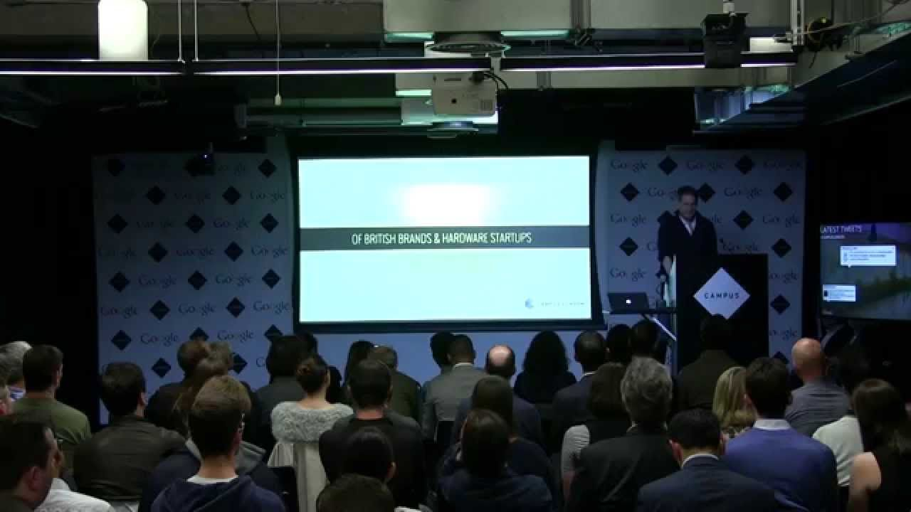 MysteryTalk Video - Of British Brands & Hardware Startups (14 May 2015)