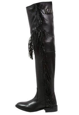 Topshop Kowbojki I Buty Motocyklowe Black Zalando Pl Boots Shoes Otk Boot