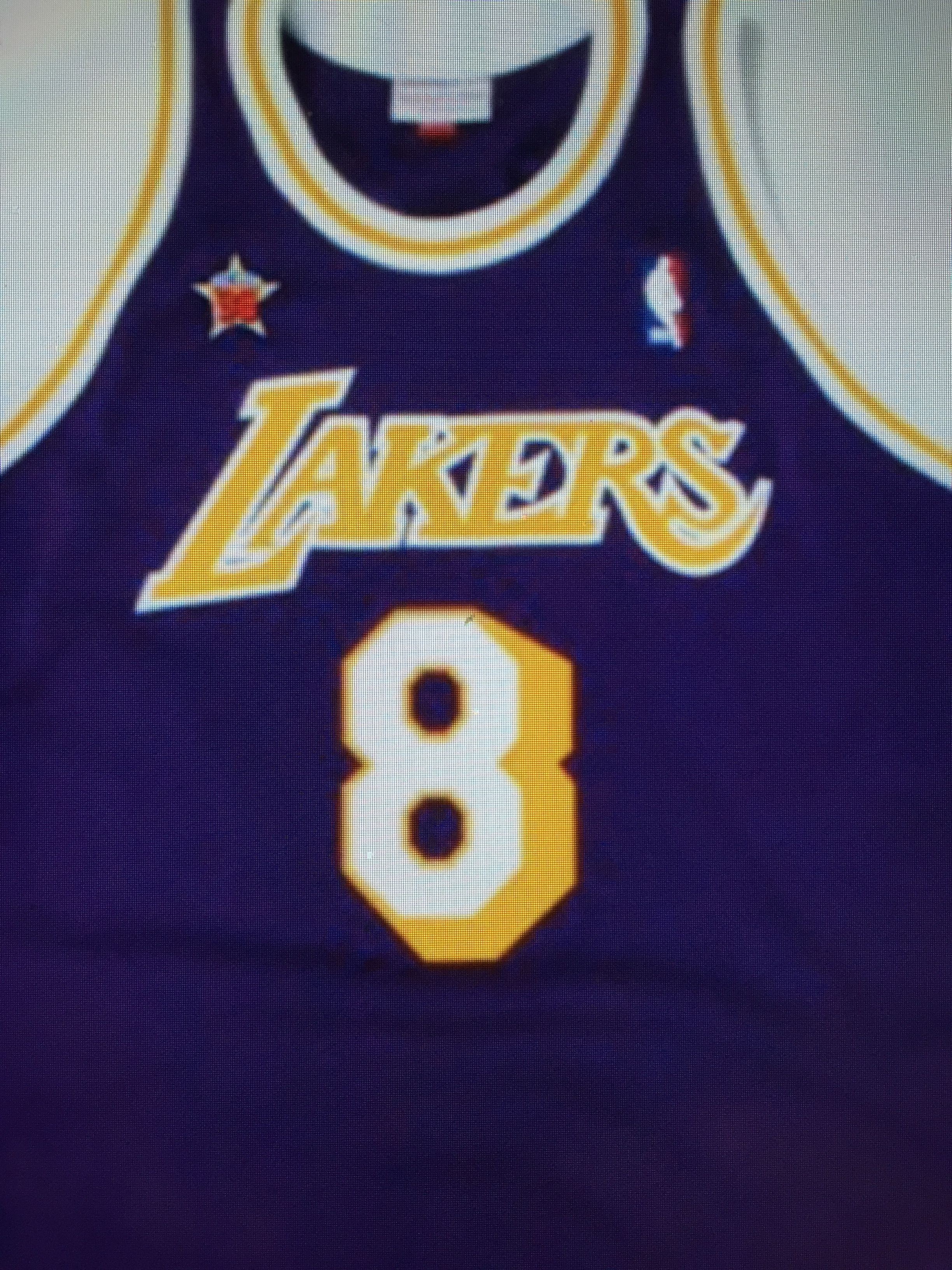 Kobe Bryant 1998 Nba All Star Game Authentic Jersey All Star Kobe Bryant Jersey
