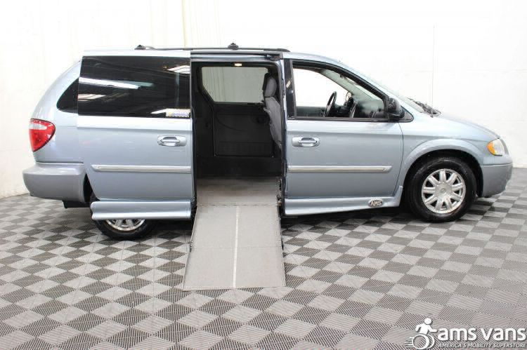 Used 2005 Chrysler Town and Country Touring Wheelchair Van