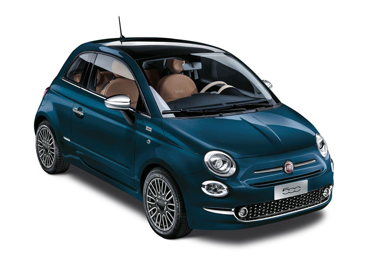 Bien connu Fiat 500 Urban : nouvelle série limitée à 200 exemplaires | Voitures XH95