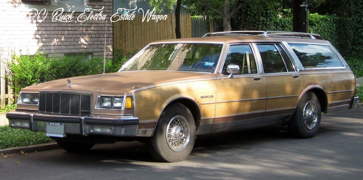 2020 Buick Electra Estate Wagon Redesign And Concept In 2020 Buick Electra Buick Wagon Buick