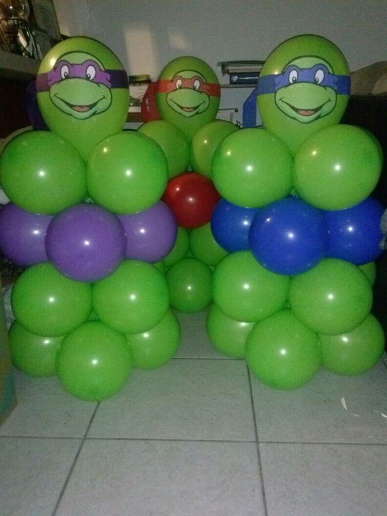 11+ Ninja Turtle Bedroom Decorating Ideas