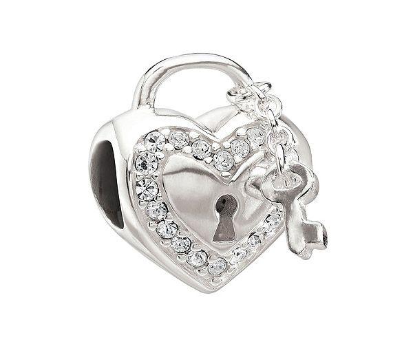 Love Lock Bead - Beads - Swarovski Online Shop $65