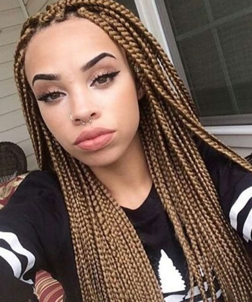 Braided Hairstyles For Black Women braided hairstyles black hair pictures latest braided hairstyles for black women 2017 Braid Hairstyles For Black Women Are For The Most Part Charming And Hot And Are