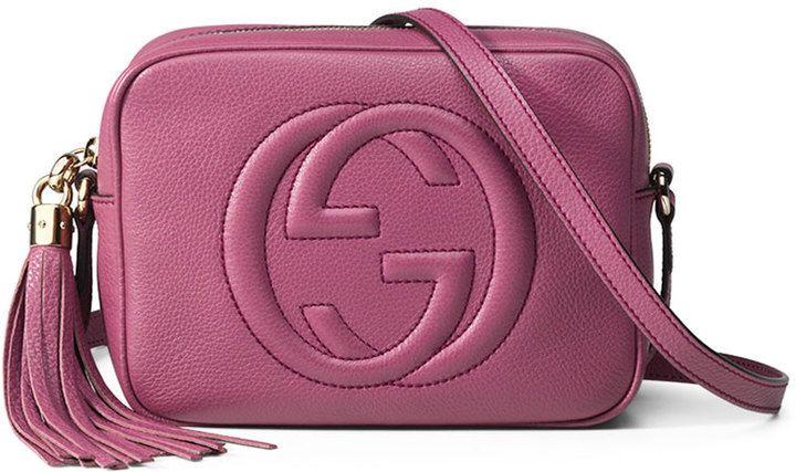 6eb8d9758 Gucci Soho Leather Disco Bag, Pink | Gucci in 2019 | Gucci, Gucci ...