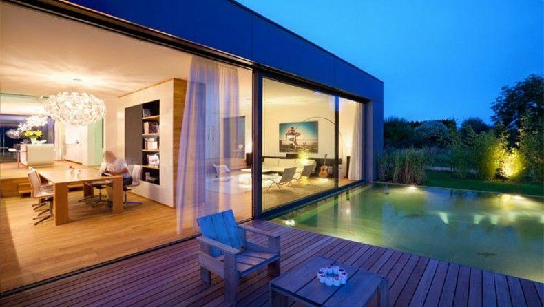 Delightful Modern Houses Metaform