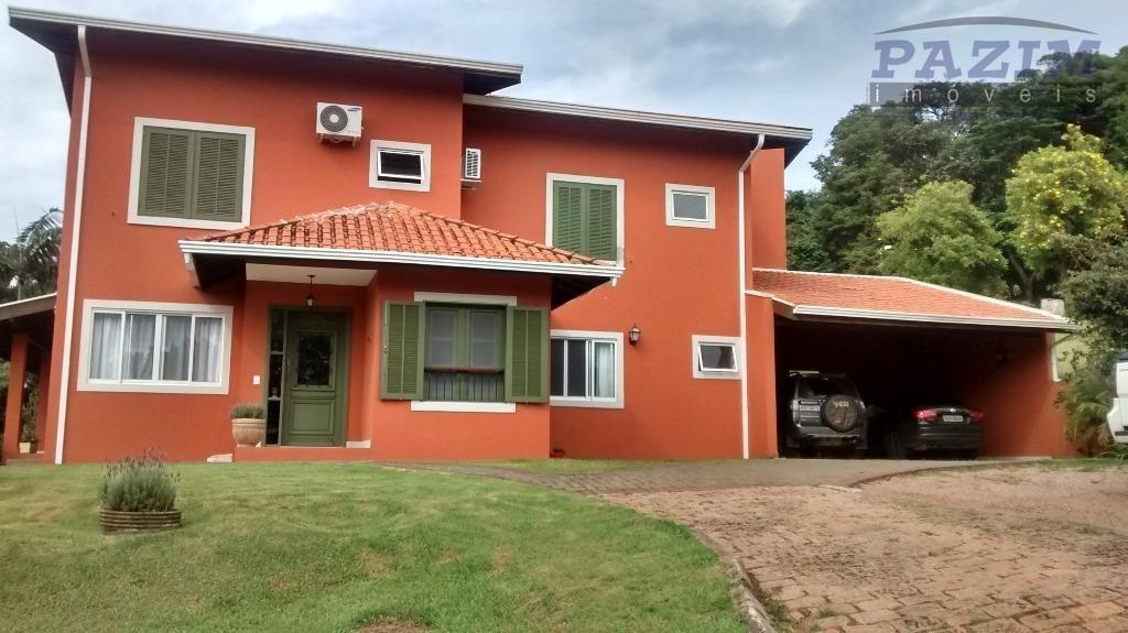 Casa à venda, Condomínio Vale Da Santa Fé, Vinhedo