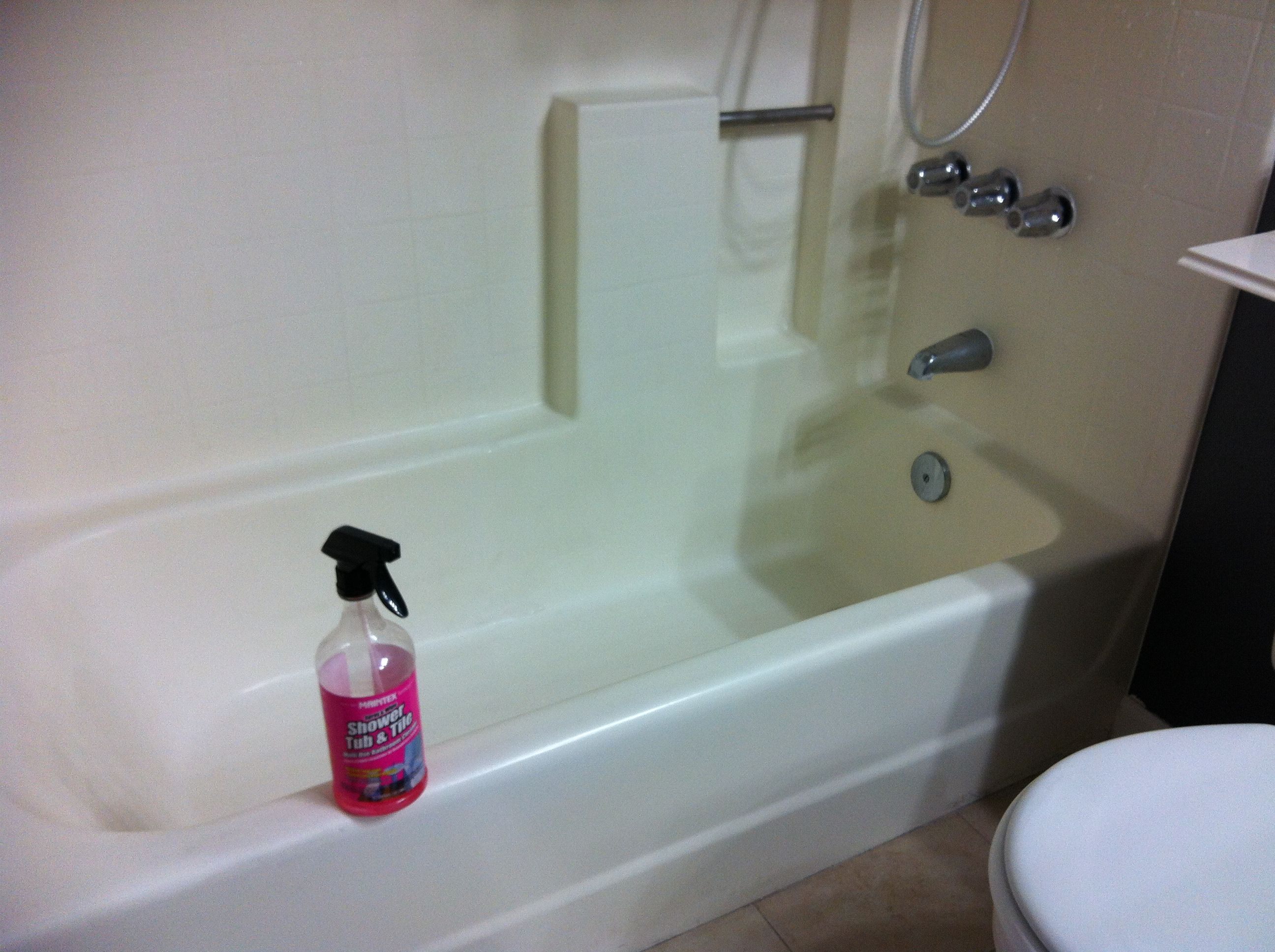 Maintex Spray and Wipe Shower and Tub Tile: Cleans nasty bathroom ...