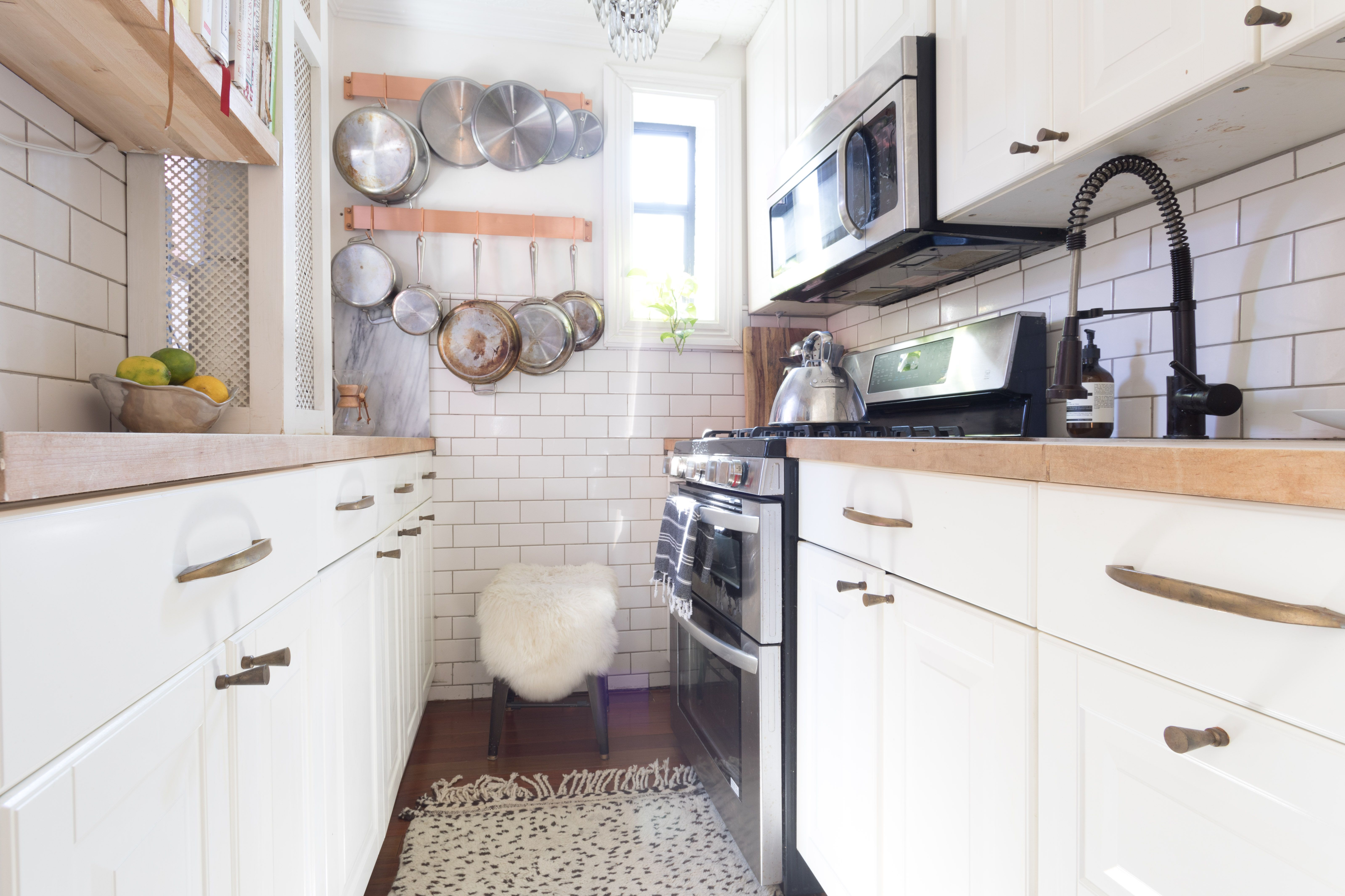 This Kitchen Remodel Feels Much Bigger than 38 Square Feet ...