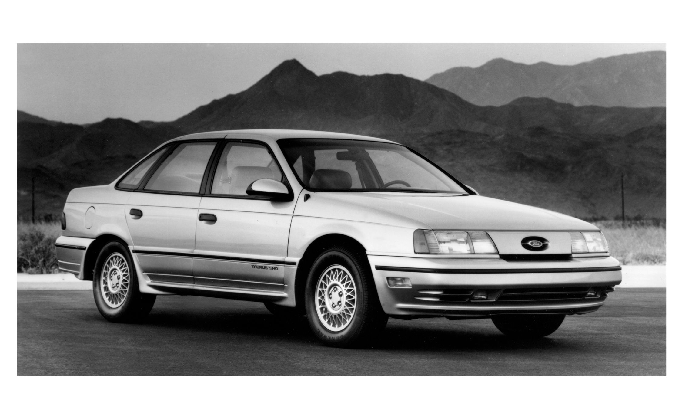Sho Nuff A Visual History Of Ford S Iconic Taurus Sho Supersedan Ford Taurus Sho Taurus Ford