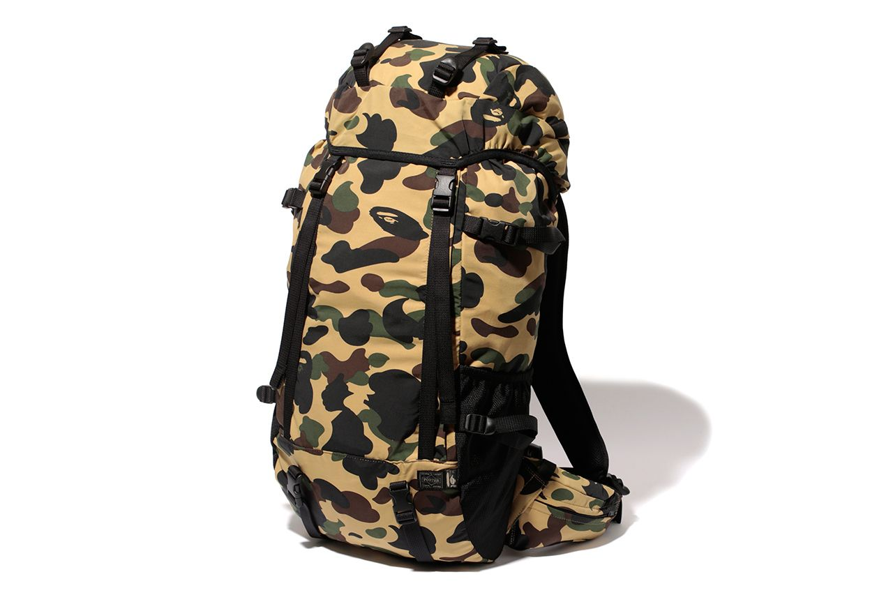 33ee6b3d75c0 Image of A Bathing Ape x Porter 2013 Fall Winter 1ST CAMO Capsule Collection