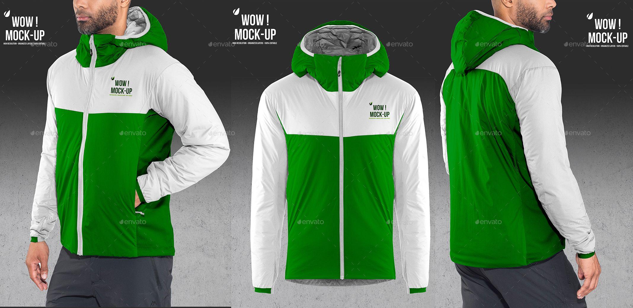 10027+ Winter Jacket Mockup Free Best Quality Mockups PSD