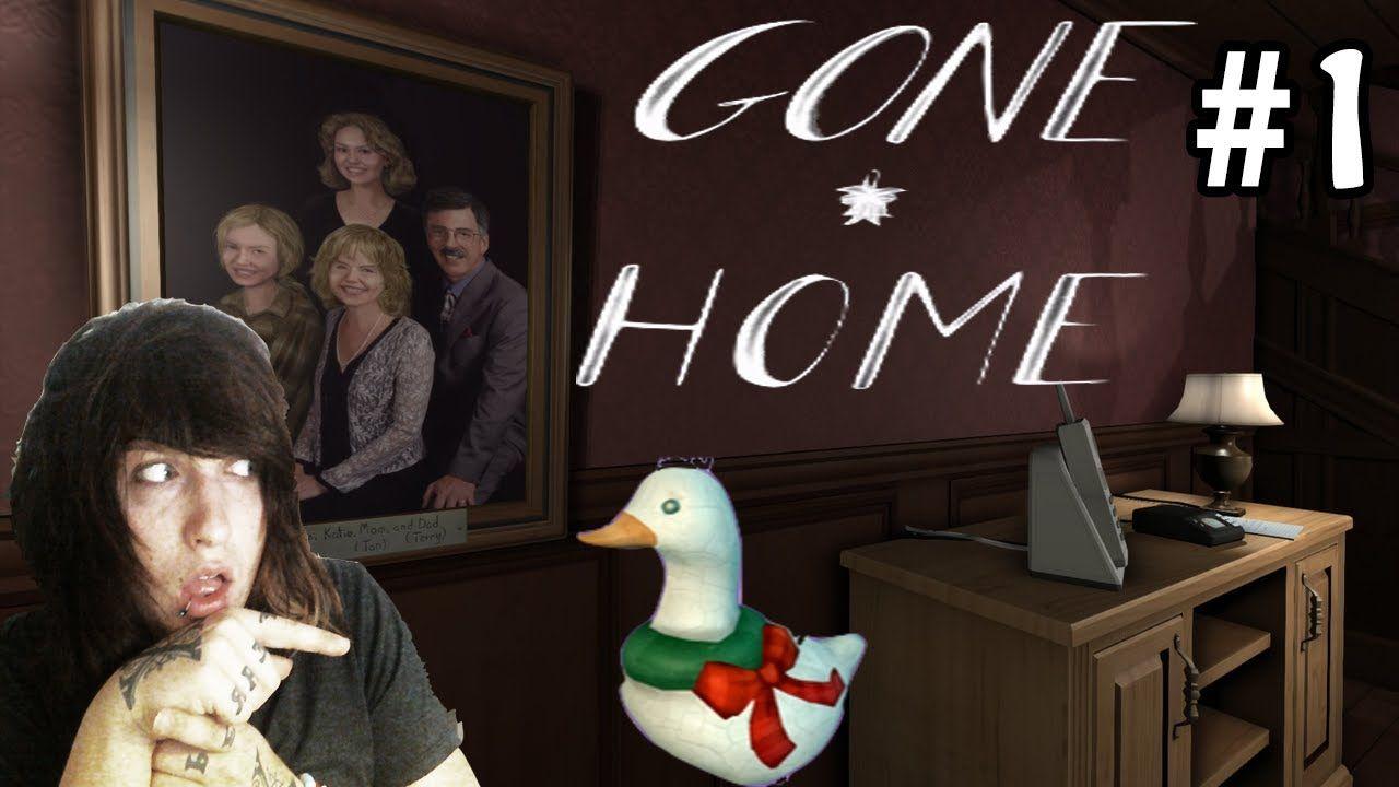 QUACK, Sir Greenbrier!: Gone Home #1 (Indie Horror/Mystery) <3 SO CUTE WATCH