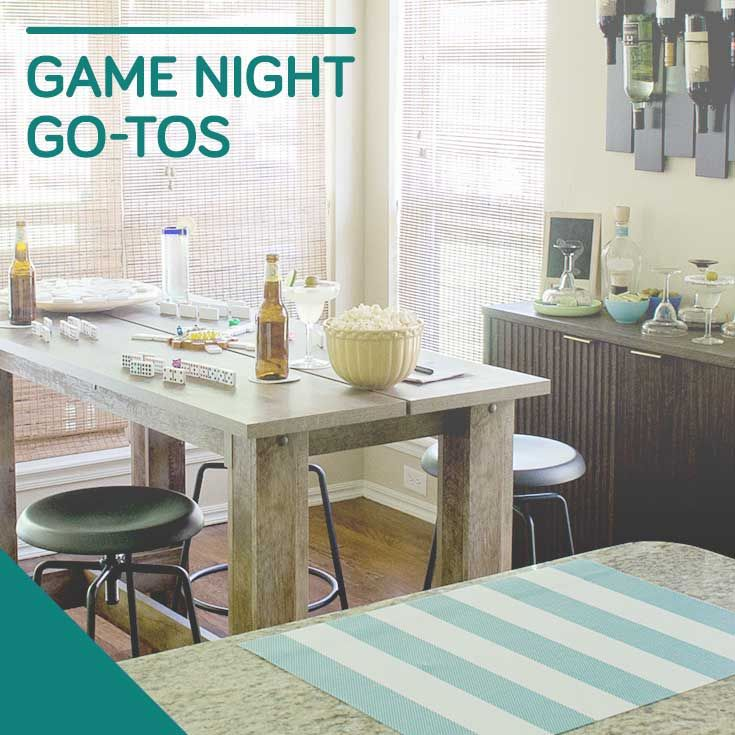Game night done right! | For the Home | Pinterest | Game night ...