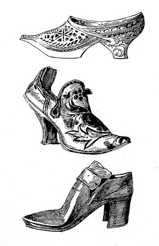 A Short Treatise On Boots And Shoes Ancient And Modern 1884 Happy Shoes Vintage Shoes Shoes Illustration