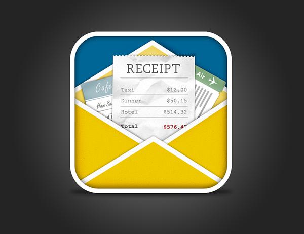 Expense Management App Icon on Behance Travel insurance