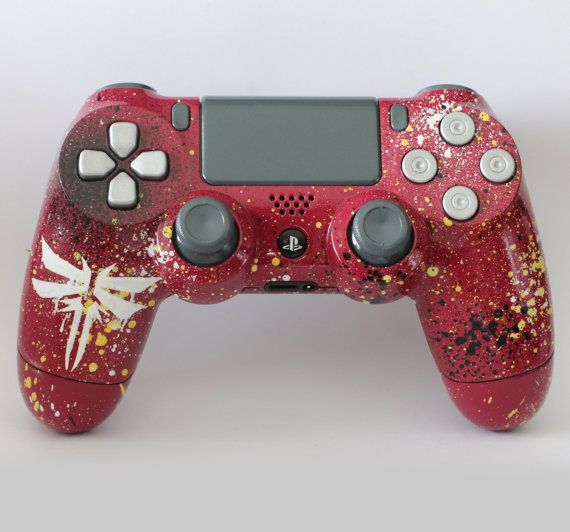 Http Bubblecraze Org You Ll Never Put This Android Iphone Game Down Custom Last Of Us Firefly Pla Playstation Video Game Controller Gamer Setup
