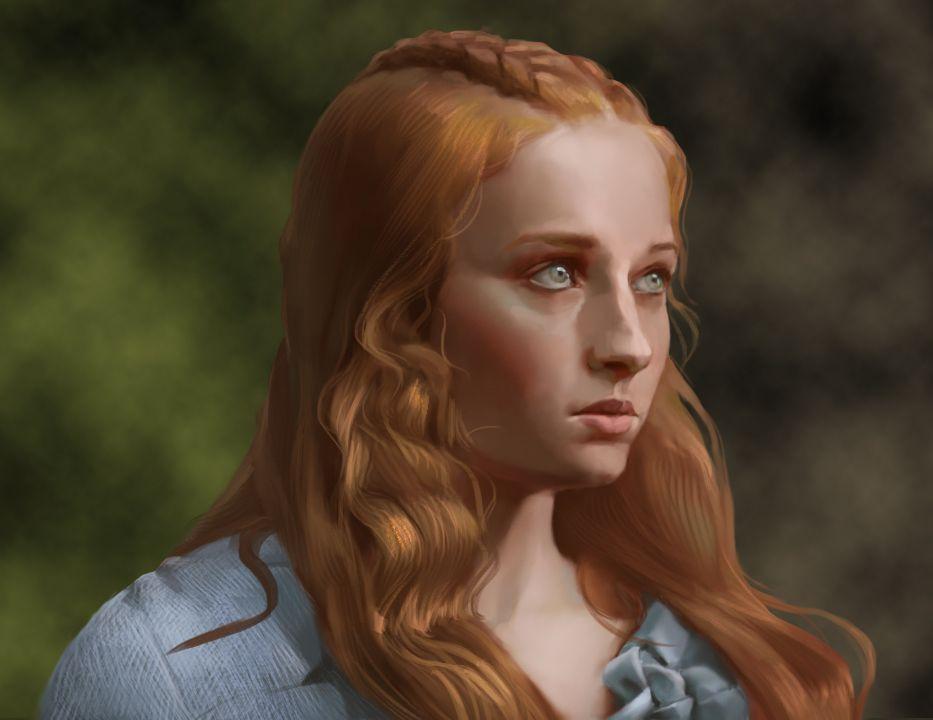 Sansa1 by Jatta on deviantART