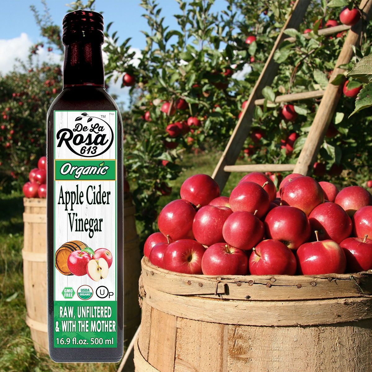 Only 100 Certified Organic Apples De La Rosa Real Foods Vineyards In 2020 Real Food Recipes Organic Grape Juice Wine Recipes