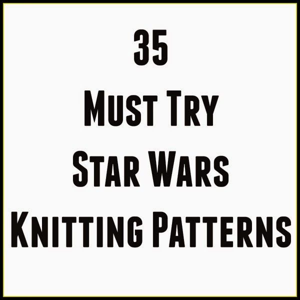 And She Games Star Wars Knitting Patterns Diy And Crafts