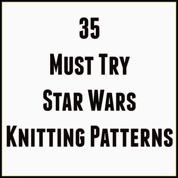 And She Games Star Wars Knitting Patterns Crochet Pinterest