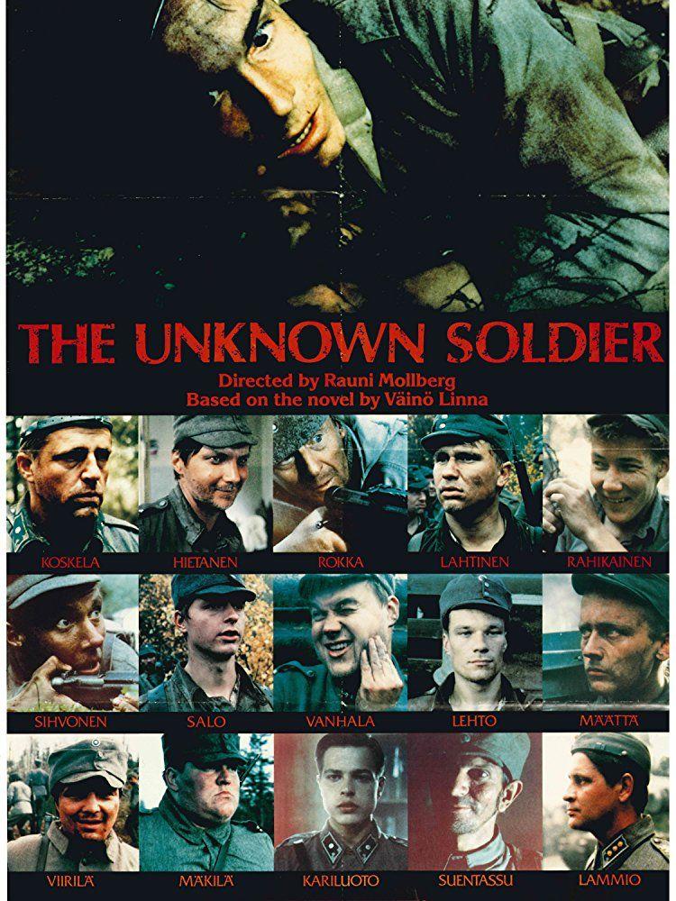 Tuntematon Sotilas Elokuva 1985