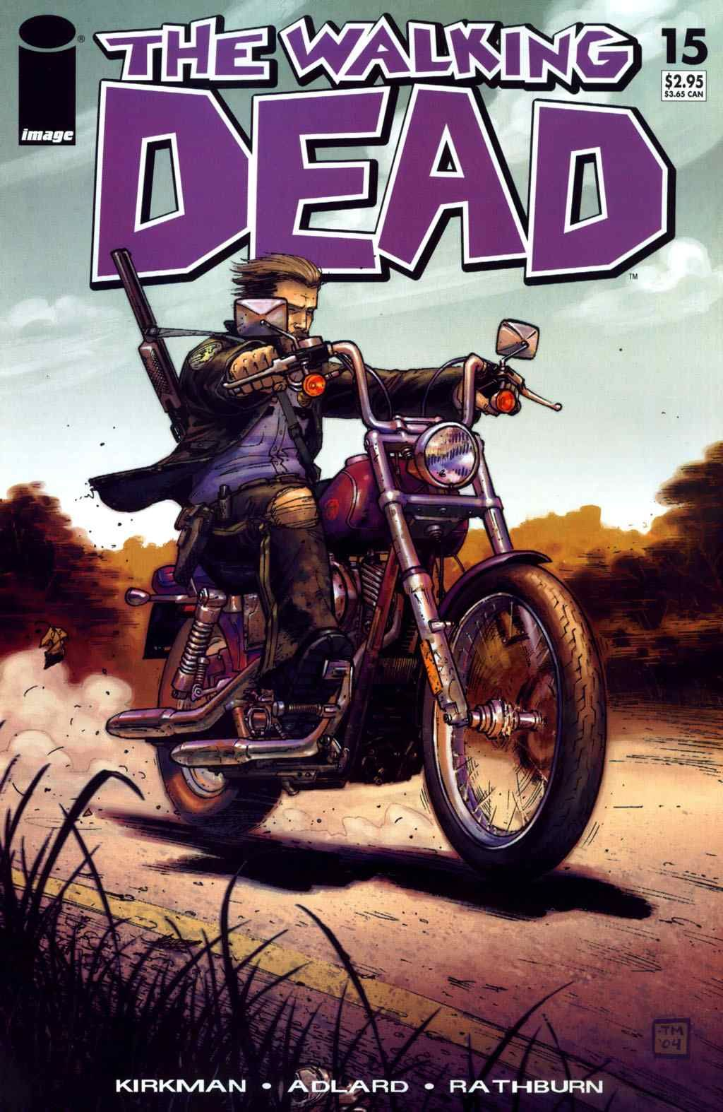 Read Comics Online Free - The Walking Dead - Chapter 015