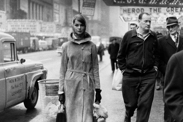 Jean Shrimpton in NY by David Bailey 2