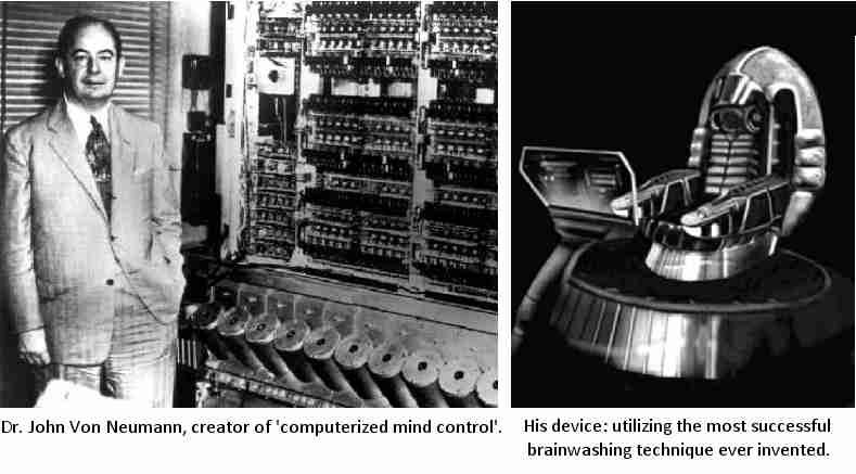 Brainwashing Device COVERT SCIENCE-The Mon...