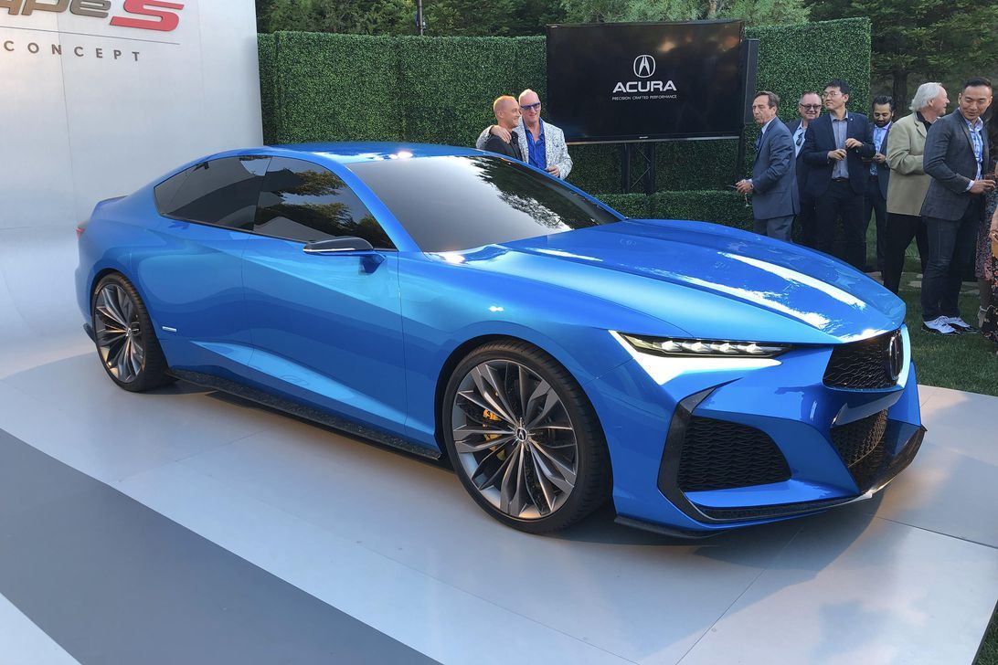 2020 Acura Tl Type S Concept And Rumor