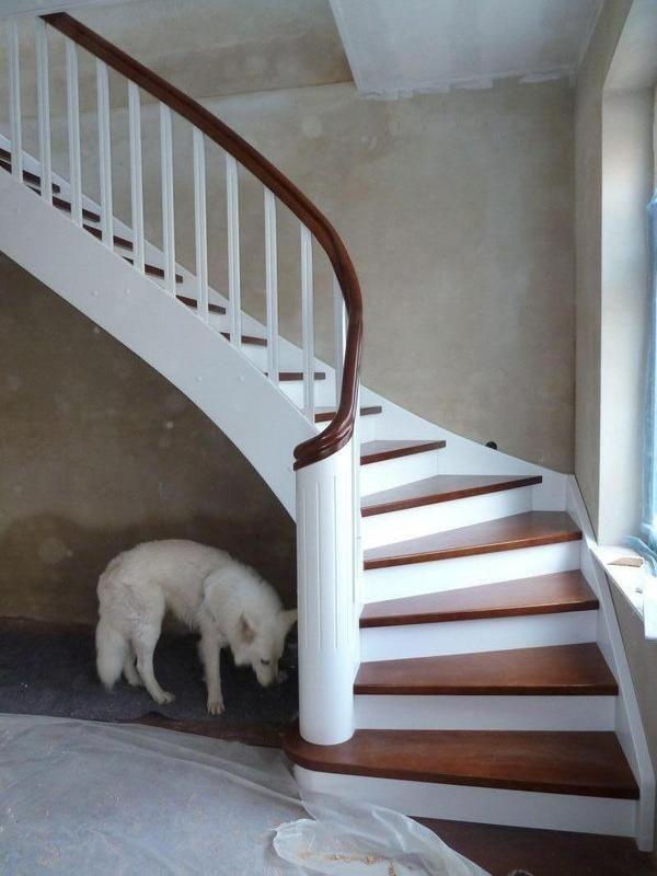 Treppen Treppe Holztreppen » Holz