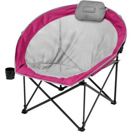 Astonishing Ozark Trail Oversized Cozy Camp Chair Walmart Com Must Machost Co Dining Chair Design Ideas Machostcouk