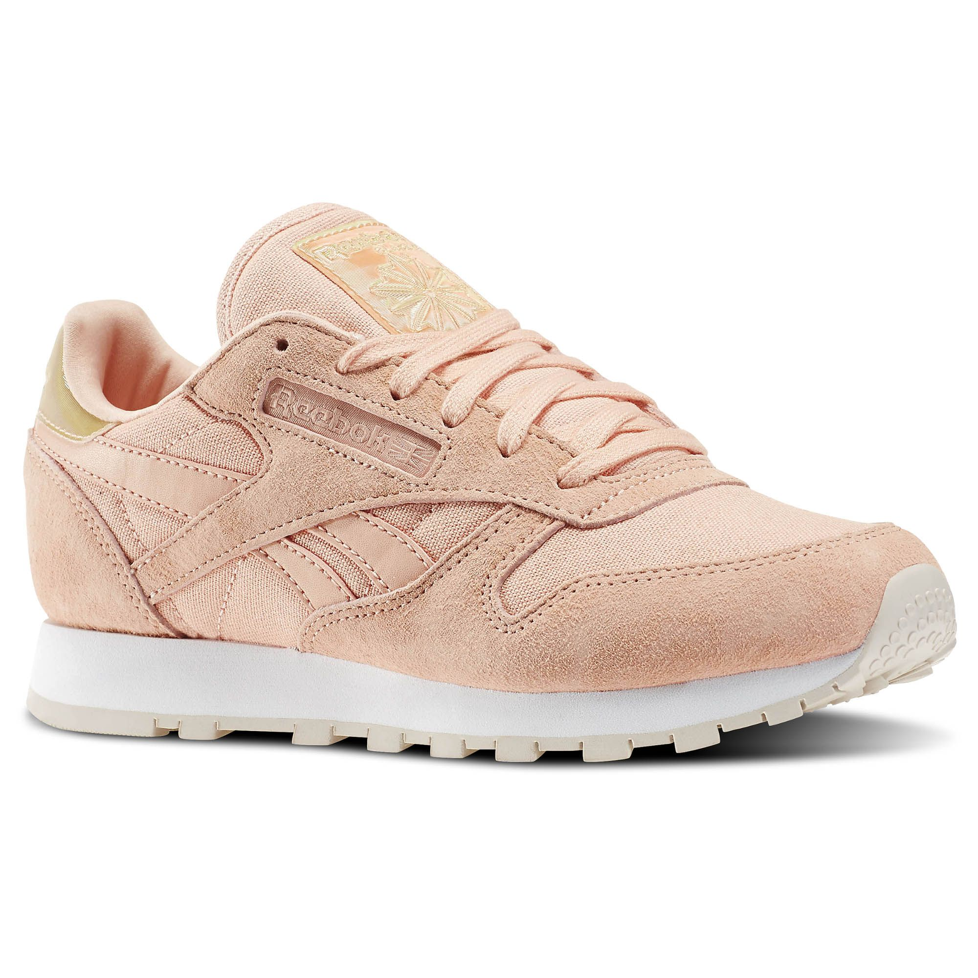 Chaussures Reebok roses femme