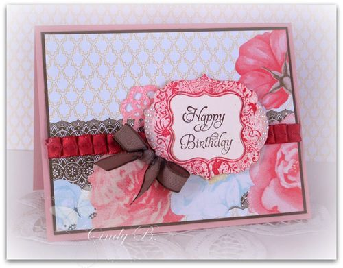 Elementary Elegance (SAB), Attic Boutique dsp, & Blushing Bride Smooch Spritz - yum! from Stampin' Up!