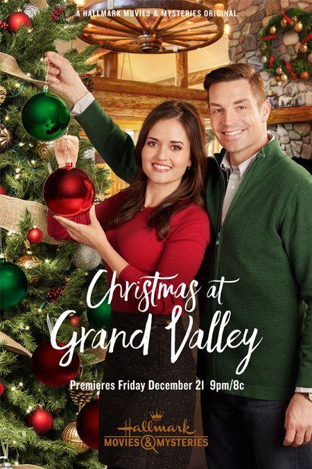 Christmas at Grand Valley - a Hallmark Movies & Mysteries Original Christmas… | Hallmark ...