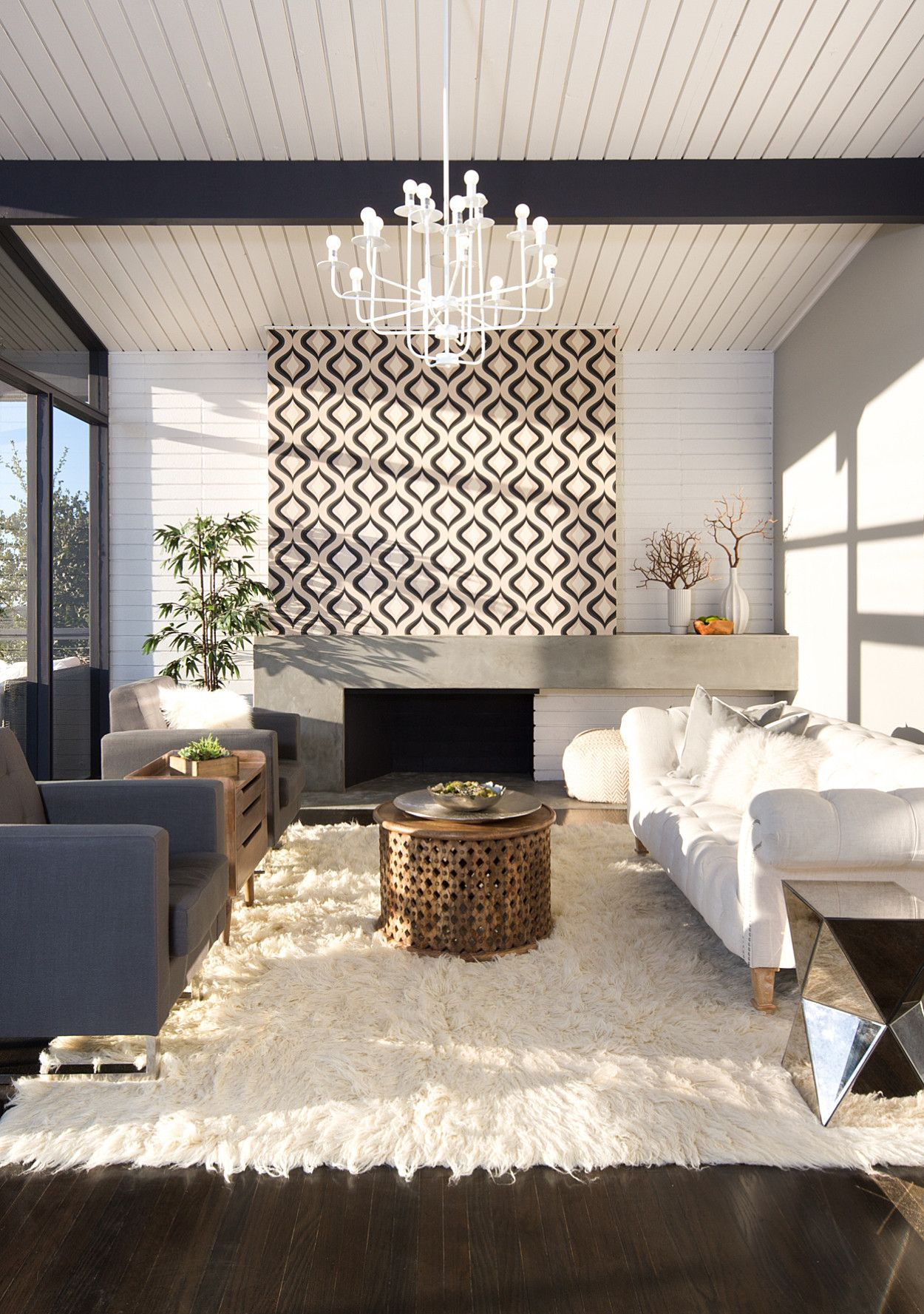From dated to upgraded a midcentury house gets a home renovation