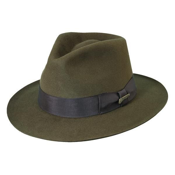 0445b9d082446 This fedora hat is inspired by the Indiana Jones movie. The 2.5 inch brim  will shade the sun. The satin lining will keep you cool.